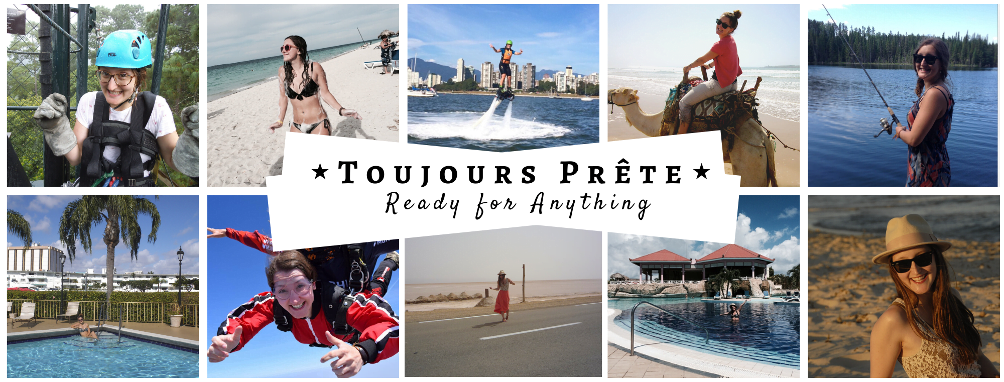 ⋆Toujours Prête⋆ Ready for Anything